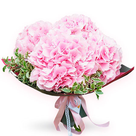 Букет №204 Розовые Облака